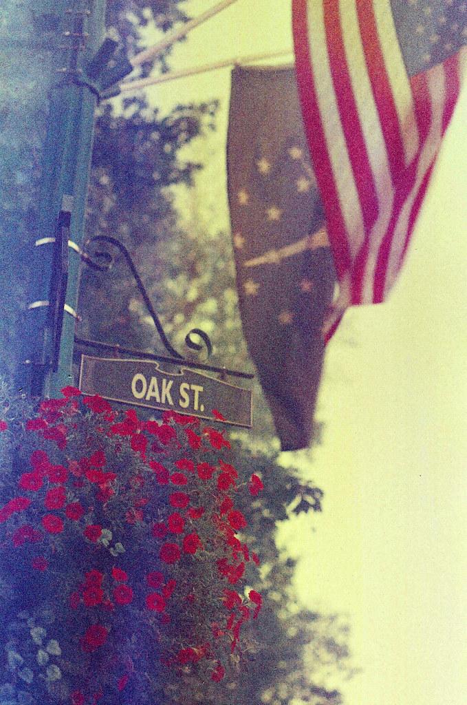 Oak St.