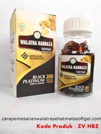 Walatra Habbaza Softgel