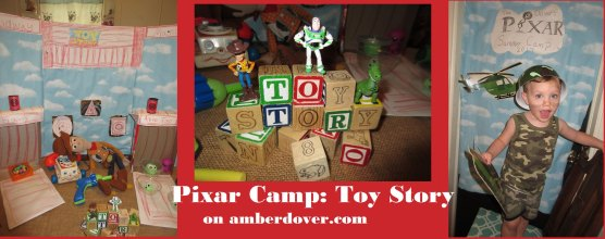 Toy Story Camp