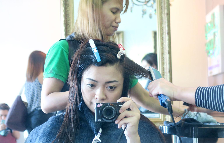 3 Beauty Lounge by Bianca Festejo - Keratin Blowout Review - Gen-zel - She Sings Beauty