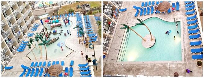 Captain's Quarters Resort Myrtle Beach, SC Review