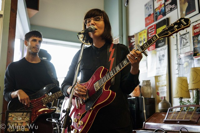 Gianna Lauren @ The Record Centre