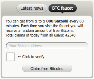 Faucet Bitcoin Bestchange