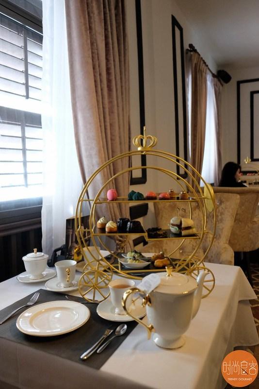 Faquhar Mansion Teatime (34)