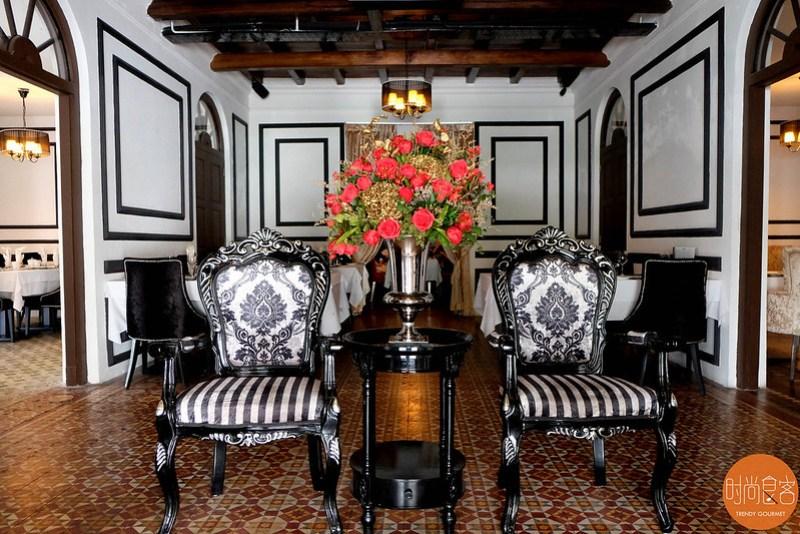 Faquhar Mansion Teatime (8)