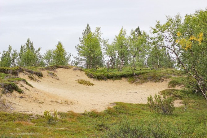 Inari ja Lappi vaellus #Suomi100