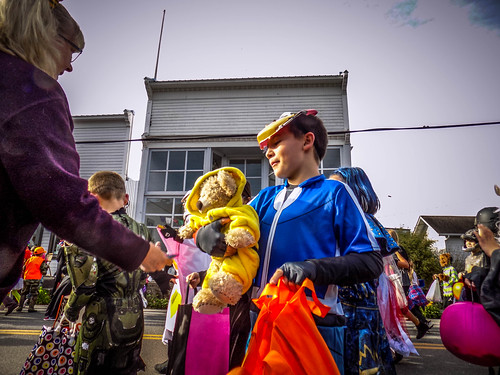 Edison Halloween Parade-33