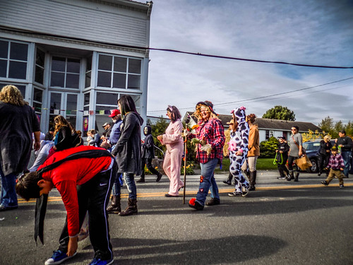 Edison Halloween Parade-48
