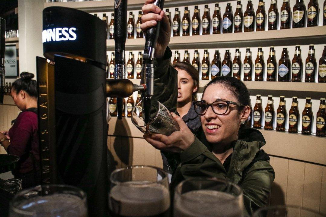 Guinness Storehouse, Guinness Academy