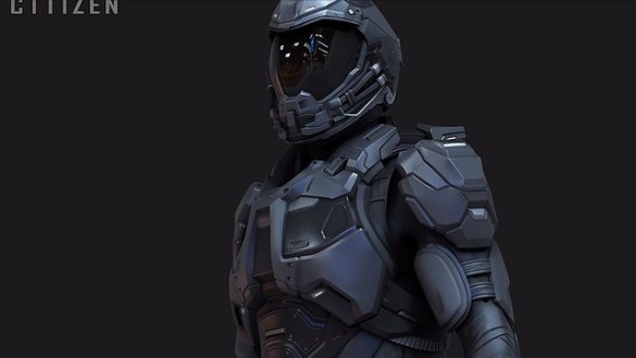 Star Citizen - Medium Marine Armor