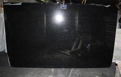 Black Galaxy Granite slabs for countertop