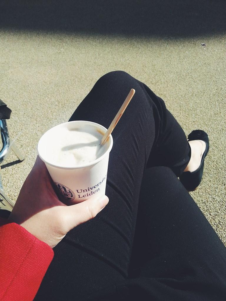 leiden university coffee
