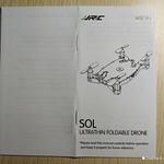 JJRC H49 SOL 激安ドローンレビュー (9)
