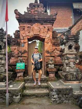 Arrivée à Ubud - On débarque en Asie