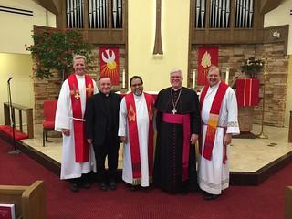 Reformation Service of Unity--Venice