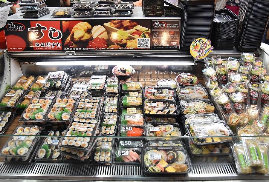 臺中壽司 | 臺中平價壽司,4間超高CP值推薦,隱藏市場巷弄的銅板美食