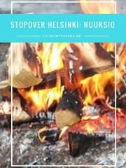 Stopover Helsinki Nuuksio