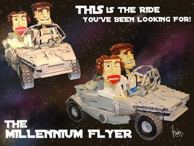 Millennium Flyer