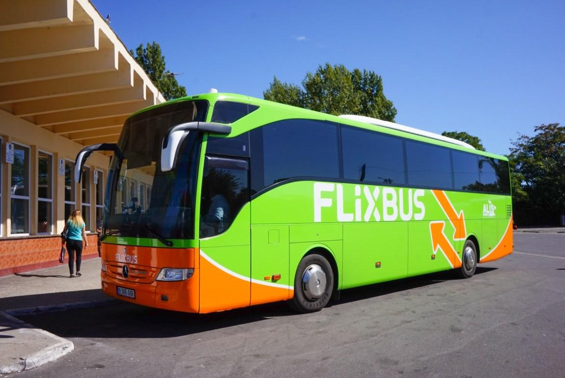 Flixbus Kokemuksia