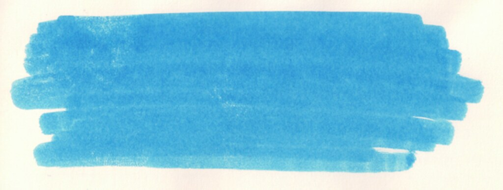 Diamine Florida Blue_swab