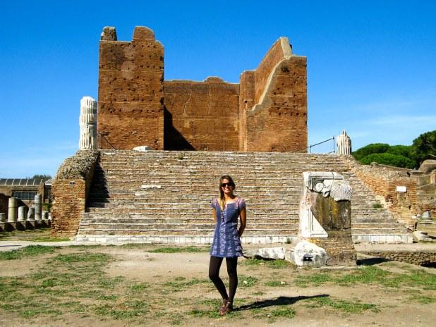 Excursión a Ostia Antica