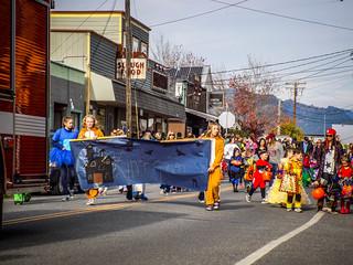 Edison Halloween Parade-10