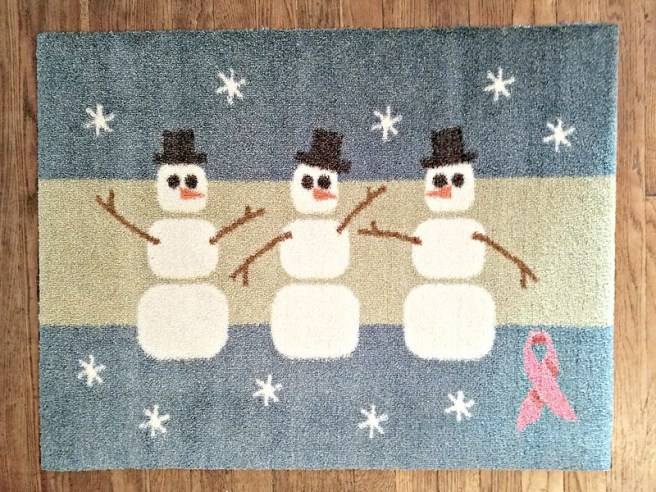 2017 Pink Ribbon Mat Collection