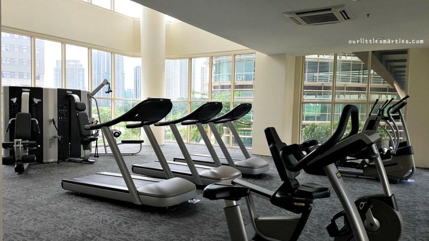 Somerset Medini Gym