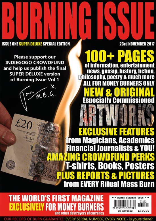 Burning Issue 2017 Super Deluxe