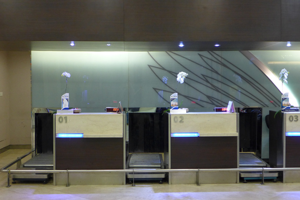 Indonésie - jour 1 - 10 - Aéroport de Jakarta
