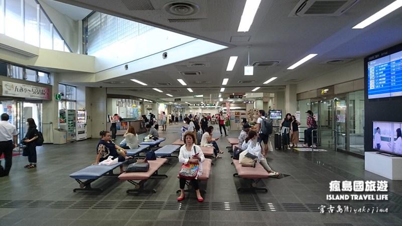 27宮古島機場