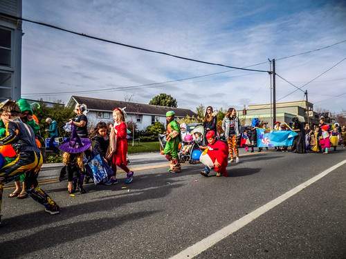 Edison Halloween Parade-26