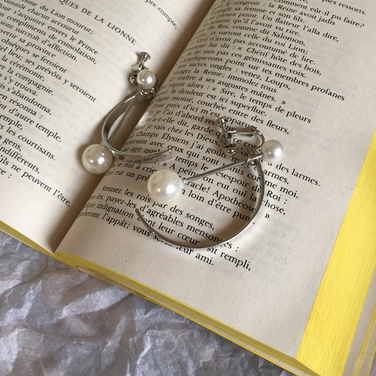 Bonny & Read 耳環|Tale Valise