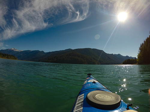 Baker Lake Paddling-5