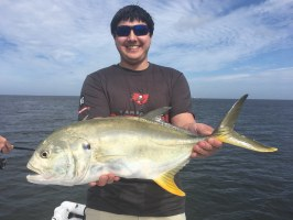 Jack Tampa Bay fishing