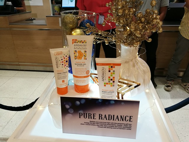 Healthy Options' Pure Radiance Box