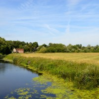 Travel: England - A walk in Sturminster Newton, Dorset
