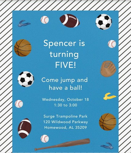spencer party