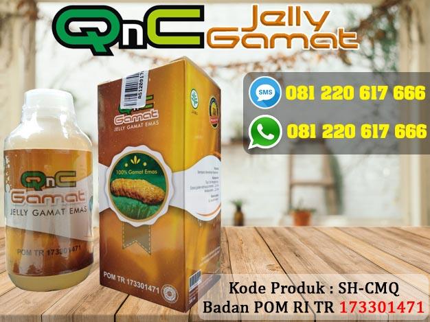 Cara Mendapatkan QnC Jelly Gamat