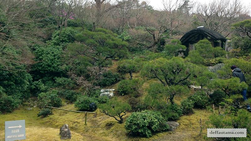 3 Hari Keliling Kyoto - Ohkouchi Sansou Garden 1
