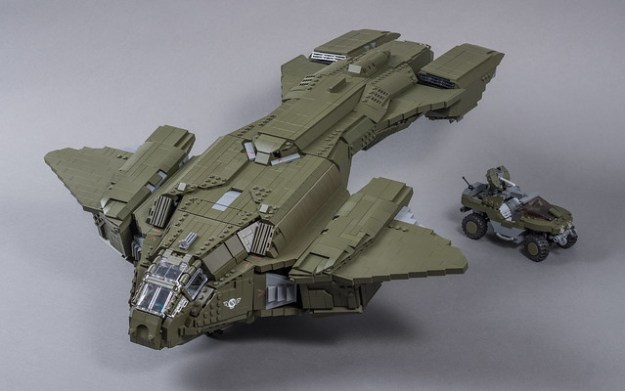 "D77H-TCI Pelican (from ""Halo 3"")"