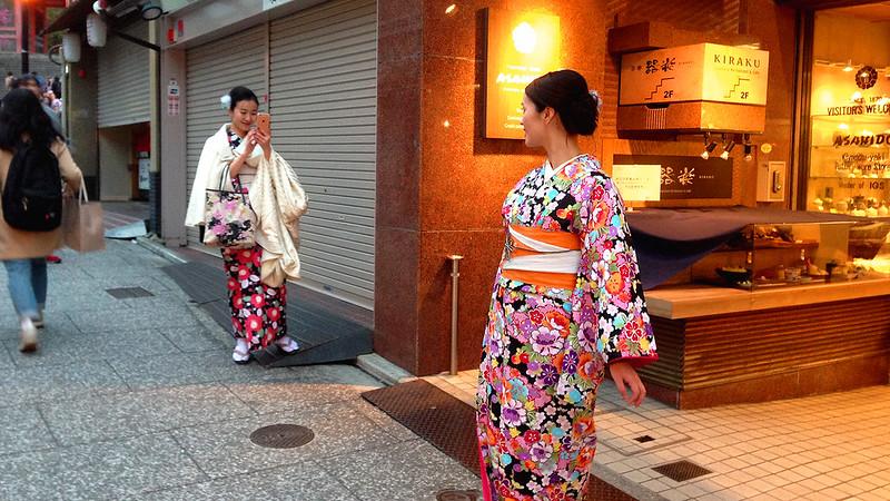 3 Hari Keliling Kyoto - Kiyomizu Dera 1