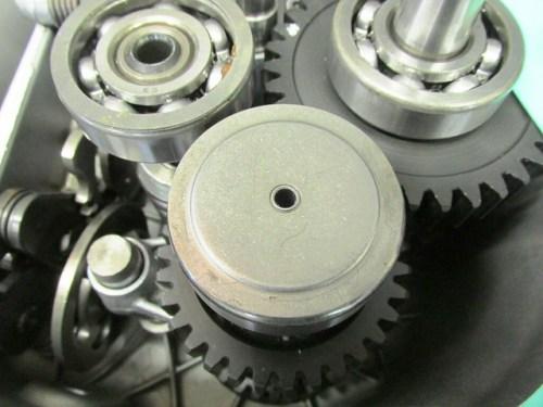 Intermediate Shaft Front Bearing Cap