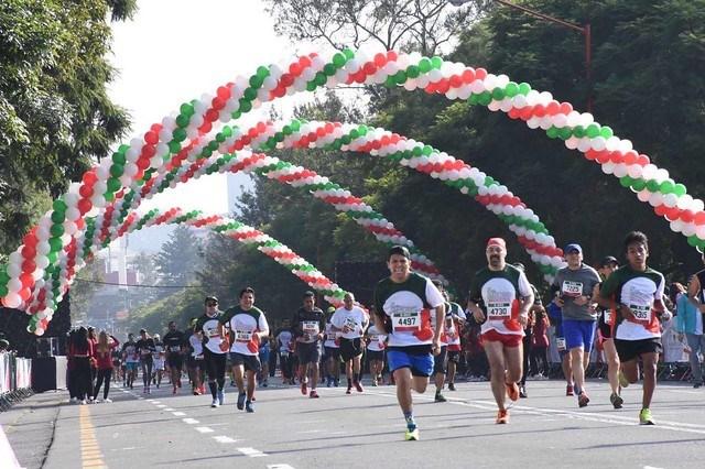 Medio Maratón SEDENA