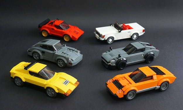 Lego Speed Champions for Adults