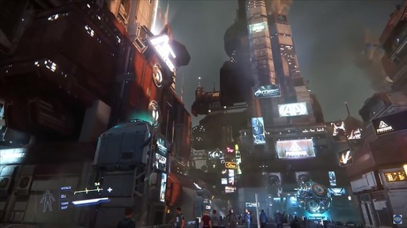Star Citizen - Skyline