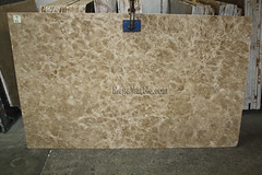 Emperador Light 3cm marble slabs for countertops