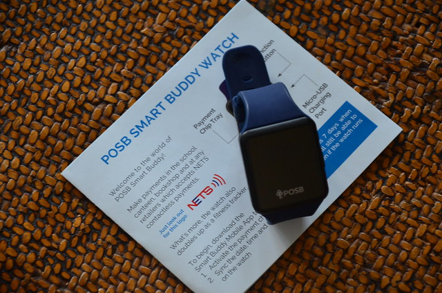 POSB Smart Buddy Watch