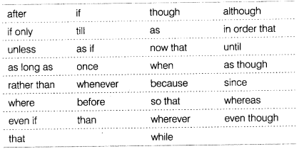 CBSE Class 8 English Grammar - Conjunction - CBSE Tuts