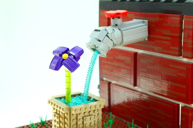 LEGO Water Faucet